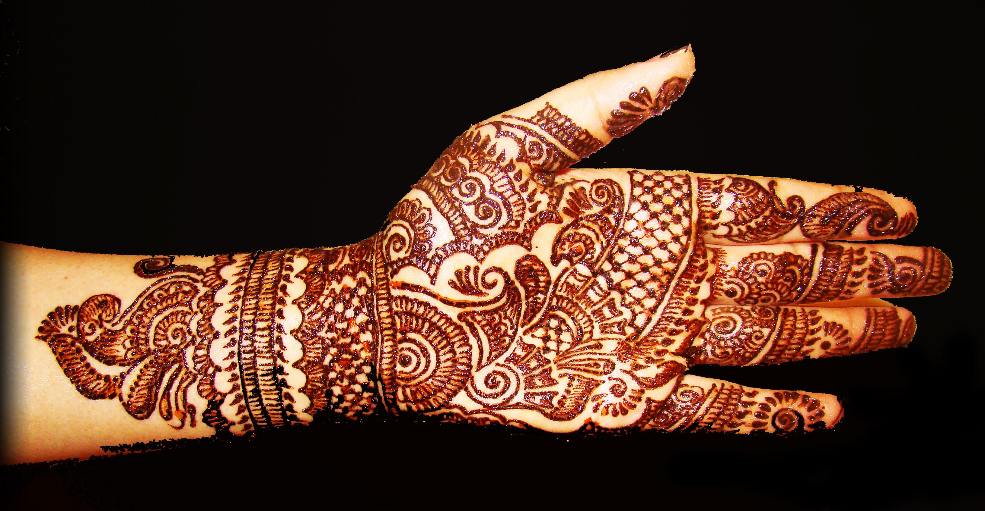 Latest Mehndi Design Beautiful Mehndi Designs : Bridal mehndi designs wedding fashion